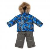 Kiko зимняя детская одежда